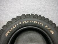 BF・グッドリッチ KM2/LT 225/75R16・マッドテレーン タイヤ/2本セット