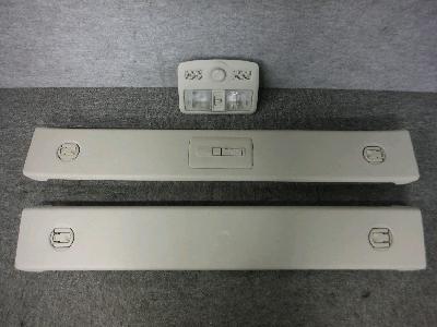 CV5W・デリカD5/ルーフビームガーニッシュ/リラックスムードランプ・ルーフLED間接照明
