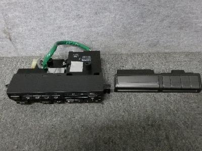 GS131 クラウン/エアコンスイッチパネル/スーパーサルーン