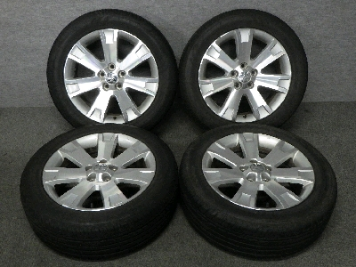 CW5W・デリカD5/純正・18インチ・タイヤ&ホイール/4本セット