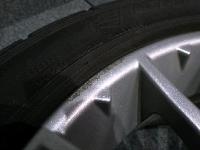アルファロメオ・GT/純正17インチ・夏タイヤ&ホイール/4本セット