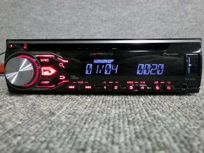 パイオニア・カロッツェリア/DEH-5200/1DIN・Bluetooth&CD/オーディオプレーヤー