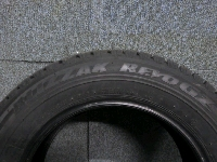ブリヂストン・BLIZZAK RevoGZ:195/65R15・スタッドレスタイヤ/4本セット