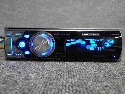 パイオニア・カロッツェリア/DEH-P710/1DIN・AUX&CD/オーディオプレーヤー