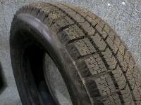 ブリヂストン・BLIZZAK VRX2:145/70R12・スタッドレスタイヤ/4本セット