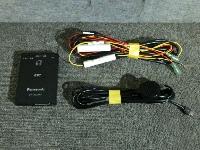パナソニック/ETC・アンテナ分離型/音声案内タイプ・スピーカー内臓アンテナ