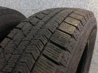 ブリヂストン・BLIZZAK VRX:175/65R15・スタッドレスタイヤ/4本セット
