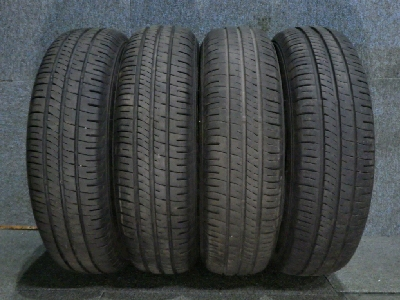 DUNLOP ENASAVE EC204:165/70R14・夏タイヤ/4本セット