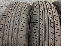 YOKOHAMA ECOS ES31:175/65R14・スタッドレスタイヤ/4本セット