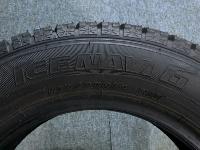 GOODYEAR ICENAVI 6:165/70R14・スタッドレスタイヤ/4本セット