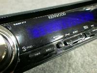 ケンウッド・U353S/CD&USB/1DIN・オーディオ