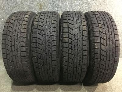 YOKOHAMA iceGUARD iG60:195/65R15・スタッドレスタイヤ/4本セット