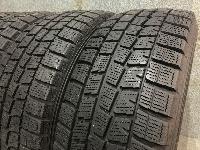 DUNLOP WINTER MAXX WM01:215/60R16・スタッドレスタイヤ/4本セット