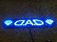 DAD/ギャルソン/LEDイルミネーションプレート