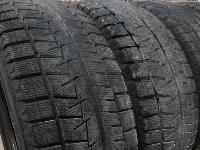 BRIDGESTONE BLIZZAK RevoGZ:215/55R17・スタッドレスタイヤ/4本セット