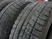 BRIDGESTONE BLIZZAK VRX:185/65R14・スタッドレスタイヤ/4本セット
