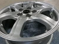 トヨタ純正平座ナット専用/BALMINUM GR6:15インチ・アルミホイール/4本セット