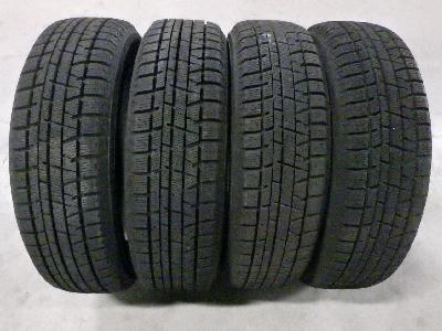 YOKOHAMA iceGUARD iG50 PLUS:155/65R14・スタッドレスタイヤ/4本セット