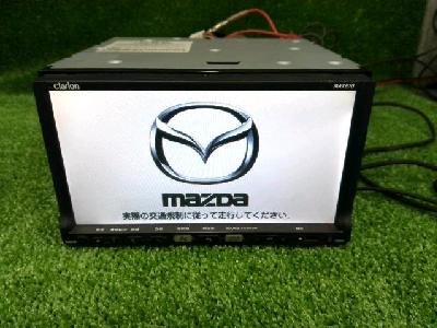 クラリオン/マツダ/純正/カーナビゲーション/HDD/ワンセグ/7型