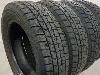DUNLOP WINTERMAXX WM02:165/65R14・スタッドレスタイヤ/4本セット ○
