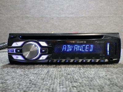 Pioneer Carrozzeria DEH-570 / CD・フロント USB / 1DIN オーディオ