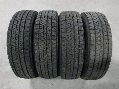 BRIDGESTONE BLIZZAK VRX2:155/65R14・スタッドレスタイヤ/4本セット