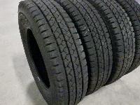 BRIDGESTONE BLIZZAK VL1:165/R14 LT 6PR・スタッドレスタイヤ/4本セット