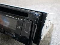 KENWOOD RDT-171 / CD・フロントUSB & AUX / 1DIN オーディオ